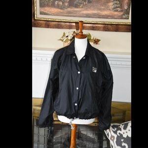 Women's Vintage Nike Windbreaker Jacket Size Large